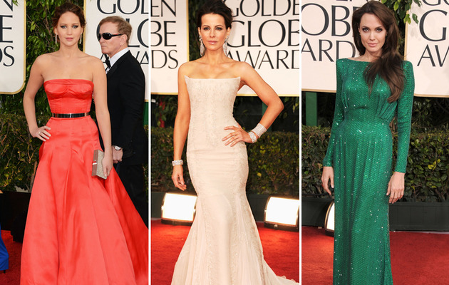 See the Best Dressed Stars of Golden Globes' Past!