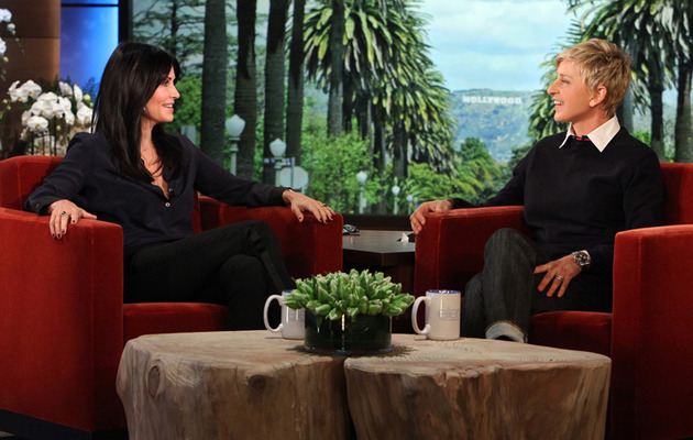 Courteney Cox Reveals Sex of David Arquette's New Baby!