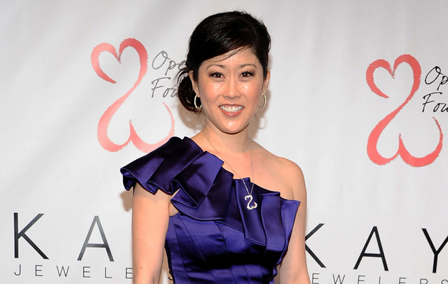 "Kristi Yamaguchi Dishes on ""Dancing with the Stars,"" Brian Boitano &…"