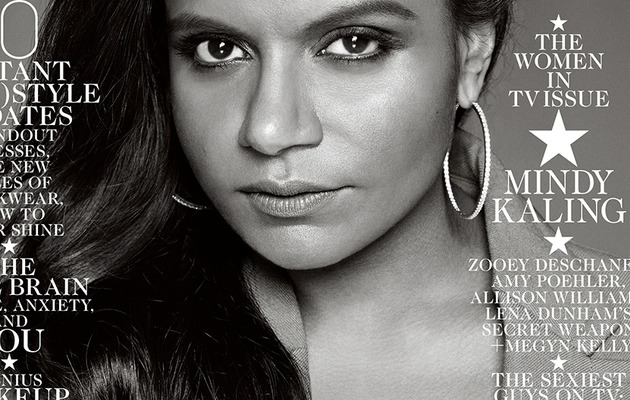 Mindy Kaling & Elle Respond to Cover Controversy