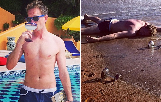 Neil Patrick Harris' Hilarious Mexico Margarita Adventure!