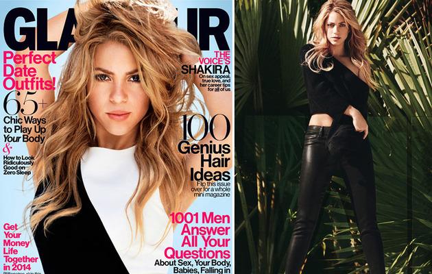 "Shakira: My Boyfriend Doesn't Like Me ""Too Skinny"""