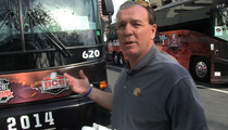 Jimbo Fisher -- FSU Didn't Cox Block ESPN Reporter from Jameis Winston