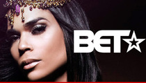 BET -- We Don't Want Male Host B. Scott Looking Like a Girl