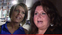 'Dance Moms' Star -- ARRESTED For Cat-Fighting Abby Lee Miller