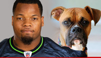 Seattle Seahawks Star -- WORST DOG OWNER EVER ... Lawsuit Claims