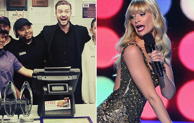 Timberlake, Taco Bell & Twerking: 5 Can't Miss People's Choice Moments!