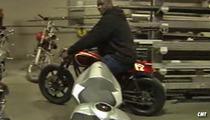 O.C. Choppers -- We're Making a Huge Bike ... FOR SHAQ!