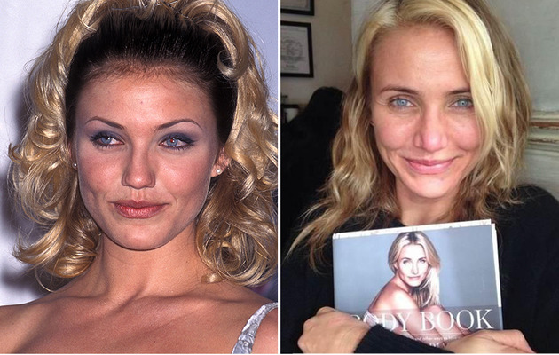 Cameron Diaz on Aging: I Don't Want to Look 25!