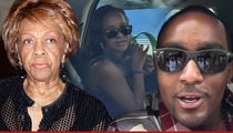 Whitney Houston's Mom -- PISSED Over Bobbi Kristina's Marriage
