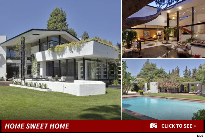 ellen degeneres now owns maybe the best house in la - Coolest House In The World 2014