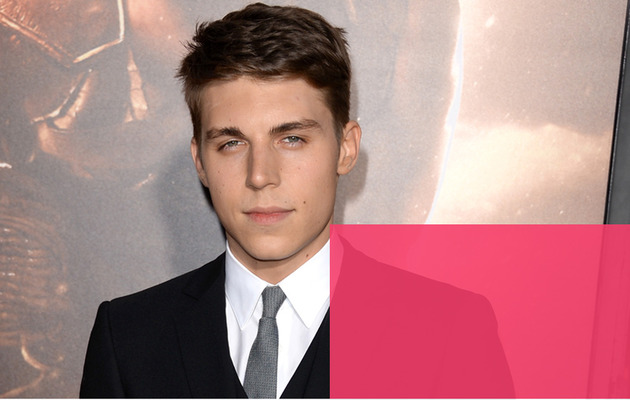 "Nolan Gerard Funk Dishes on ""Riddick,"" Lindsay Lohan & His Fitness Routine!"