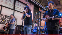 Counting Crows -- Ex-Managers Squawk in Lawsuit: We Want Our Money ... Forever