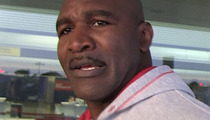 Evander Holyfield -- I'm NOT SORRY for Punching That Horse