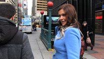 Snooki & JWoww -- Governor Chris Christie Can Keep His Job ... For Now