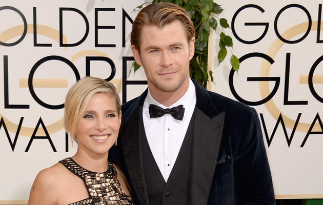 Chris Hemsworth & Elsa Pataky Expecting Twins!