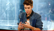 Justin Bieber's Seized Cell Phone -- Naked Pics, Drug References