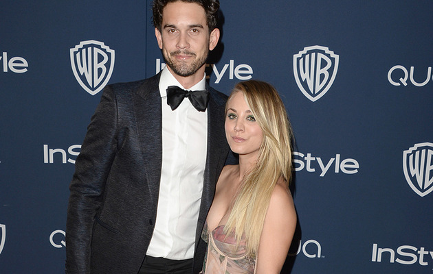 Kaley Cuoco's Husband Gets Tattoo In Her Honor