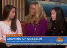 Kate Gosselin -- Twins HUMILIATE Her on Live TV