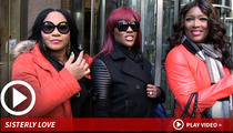 SWV -- Sisters With Voices Meet Fans With Sucky Voices