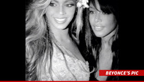 Beyonce Cuts Kelly Rowland Out of the Picture ... In Aaliyah Tribute