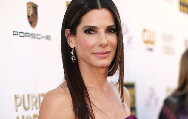 Sandra Bullock Drops F-Bomb at Critics' Choice Awards!