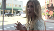 'Vanderpump Rules' -- Stassi Schroeder Outs Her Own Sex Tape on Reunion Show