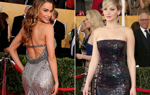2014 Screen Actors Guild Awards Red Carpet: Best, Worst & All The Rest!