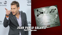 Juan Pablo Galavis -- Gay 'Bachelor' Would Be Bad Influence on Kids