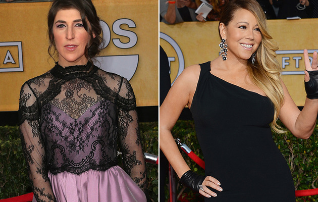 SAG Awards: See the Worst Dressed Stars