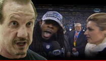 Diamond Dallas Page -- Sherman Vs. Crabtree ... They Should Fight at Wrestlemania!
