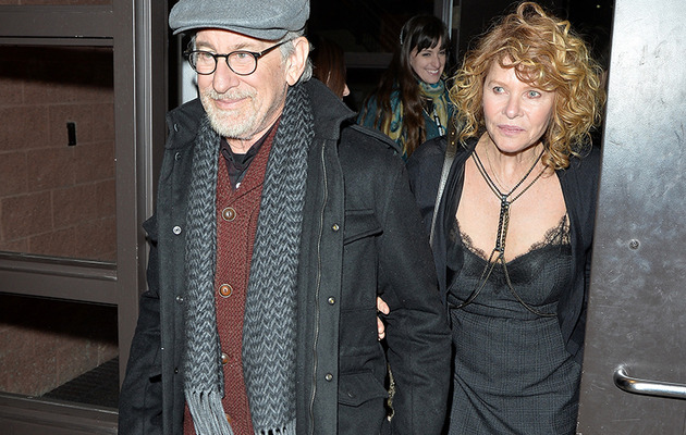 Kate Capshaw, 60, Rocks Revealing Dress at Sundance!