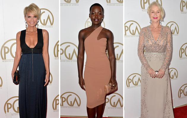 2014 Producers Guild Awards -- See the Best Dressed Stars!