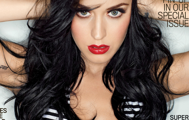Katy Perry Talks First Time, Big Boobs and Plastic Surgery