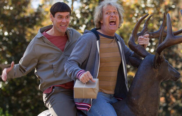 "See the First Official Photo from ""Dumb and Dumber To"""