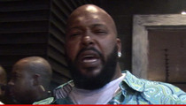 Suge Knight Shows Up to Cop Plea -- Better Late than Never