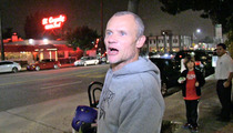 Flea -- I'm NOT Whipping My Junk Out at the Super Bowl