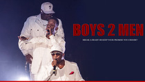 Boyz II Men -- We've Come to the End of the Road ... For Your Movie Title