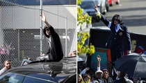 Justin Bieber -- Shades of Michael Jackson