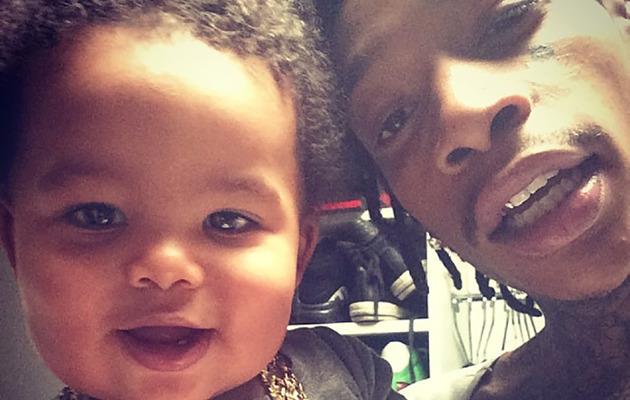 Amber Rose Shares Adorable Snapshots of Son Sebastian!