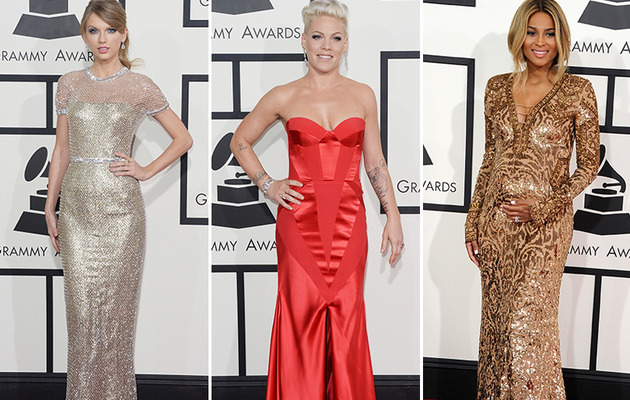 See the Best Dressed Stars of the 2014 Grammys!