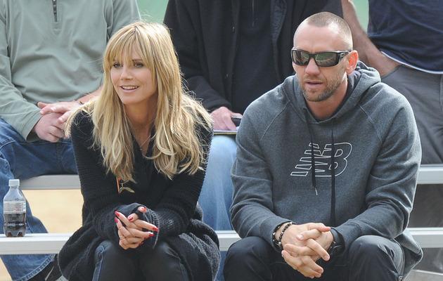 Heidi Klum and Her Bodyguard Boyfriend Martin Kristen Split