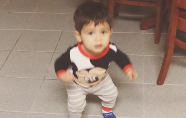 "Snooki Shares Adorable Video of ""Little Dancing Bean"" Lorenzo!"