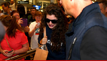 Lorde -- Dear New Zealand, I'm Back with 2 Freakin' Grammys