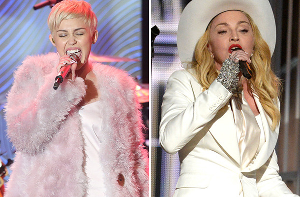 "Miley Cyrus To Perform With Madonna on MTV's ""Unplugged"" Special!"