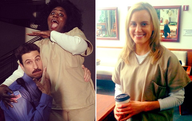 "Check Out Season Two Set Photos of ""Orange is the New Black""!"