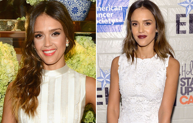 Jessica Alba Chops Off Her Hair -- See Short New 'Do!