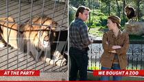 Meek Mill -- My Party Lion Is Super Famous ... And Charges $3,000 Per Hour