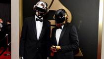 Daft Punk -- Helmet Heads Finally Exposed