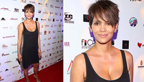 Halle Berry -- Post-Preggo Knockout ... WHOA MAMA